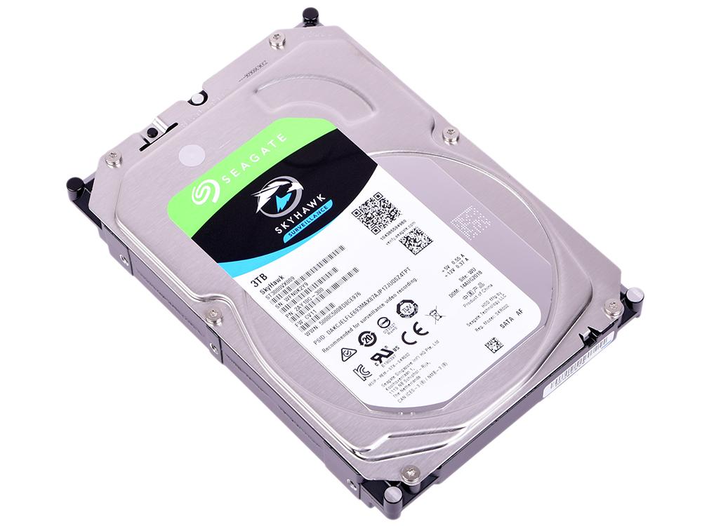 Жесткий диск Seagate Skyhawk ST3000VX009 3TB SATA III/3.5
