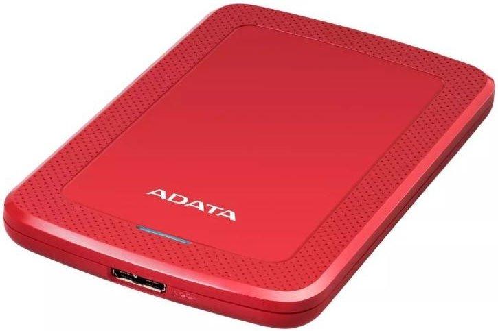 цена Внешний жесткий диск A-Data AHV300-1TU31-CRD 1TB онлайн в 2017 году