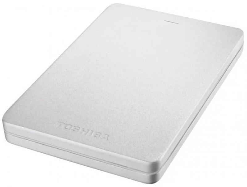 Внешний жесткий диск USB3 500GB EXT. 2.5 SILVER HDTH305ES3AB TOSHIBA картридж hp c9391ae 88xl cyan для officejet pro k550 k5400 l7580 l7680 l7780