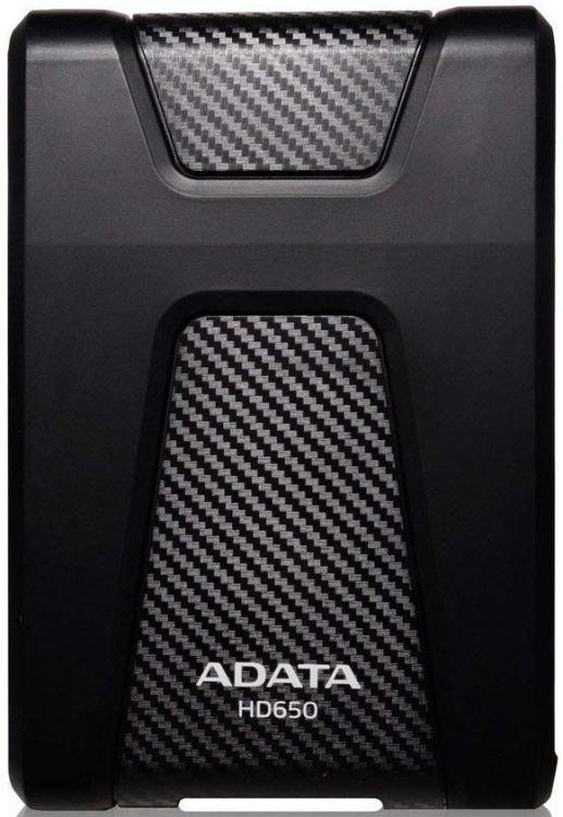 """Внешний HDD A-Data AHD650-1TU31-CBK 1TB USB3.0/2.5"""""""
