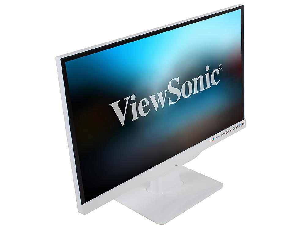 VX2363SMHL-W монитор viewsonic vx2363smhl w white led