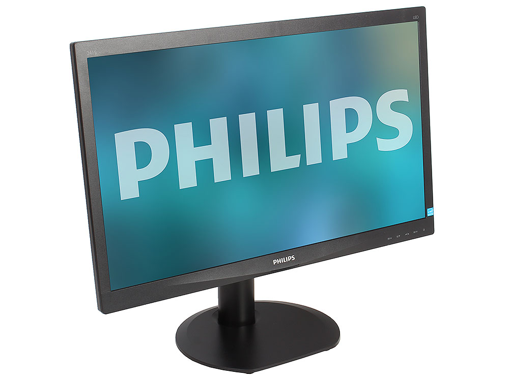 Монитор 24 Philips 241S4LCB/00(01) Black 1920x1080, 5ms, 250 cd/m2, 1000:1 (DCR 20M:1), D-Sub, DVI, HAS, Pivot, vesa 241s4lcb page 5