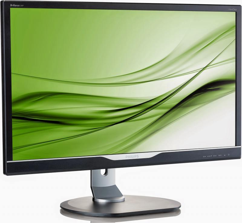 Монитор Philips 288P6LJEB 00/01 28 черный 3840x2160/TN/1ms/DVI, HDMI, DP, D-Subm USB, VESA 28 288p6ljeb 00 01 silver black с поворотом экрана