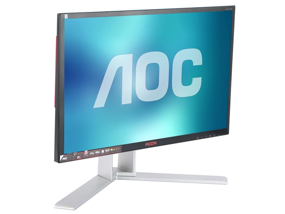 Монитор AOC AG241QG 23.8 черный монитор aoc i2490pxqu