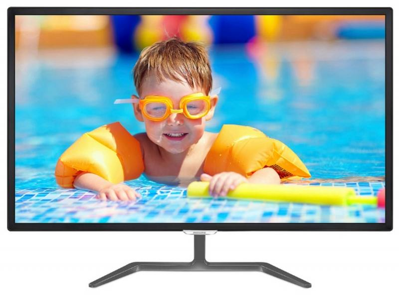 Монитор 32 Philips 323E7QDAB черный AH-IPS 1920x1080 250 cd/m^2 5 ms DVI HDMI VGA Аудио монитор 27 lg 27mp58vq p черный ips 1920x1080 250 cd m^2 5 ms dvi hdmi vga аудио