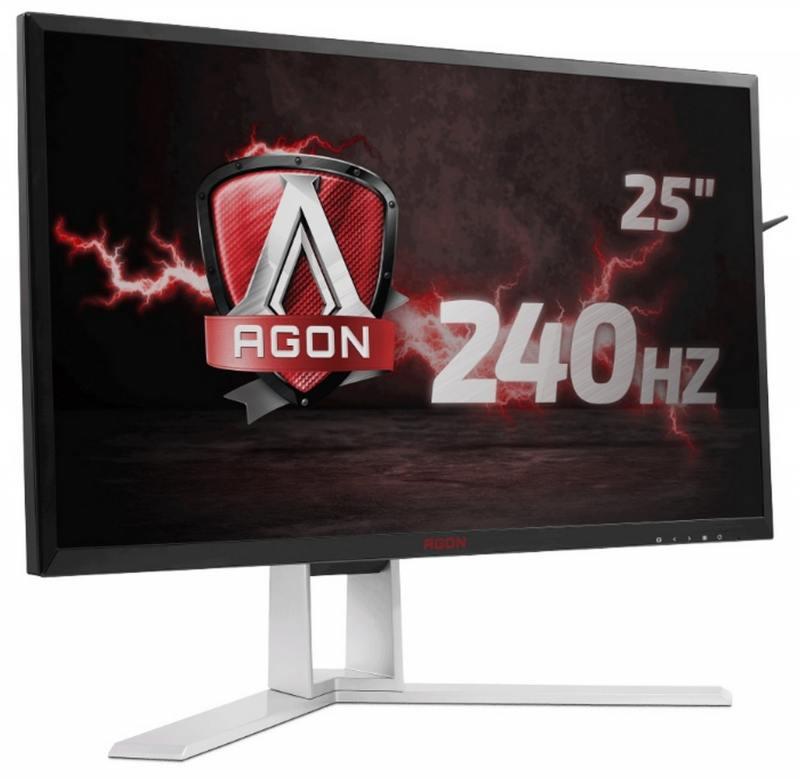 AG251FZ монитор aoc gaming ag251fz