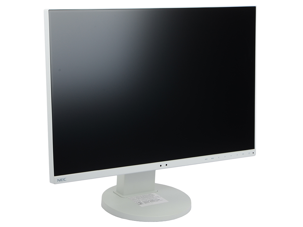 Монитор NEC EA245WMi 24 белый 1920x1200/AН-IPS/6ms/DVI, HDMI, DP, D-Sub, USB, VESA монитор nec 24 accusync as242w as242w