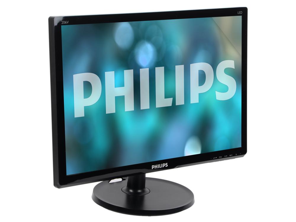 206V6QSB6 монитор philips 206v6qsb6 black