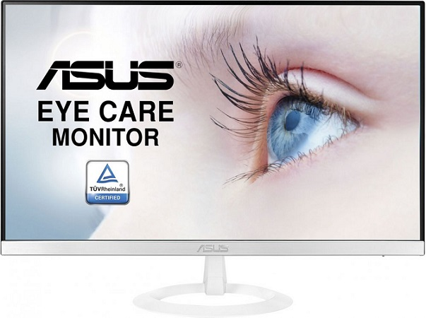 Монитор ASUS VZ279HE-W 27 White 1920x1080/TFT IPS/5ms/VGA (D-Sub), 2xHDMI 10 pcs d sub 15 pin male solder type plug adapter vga connector serial ports db15m