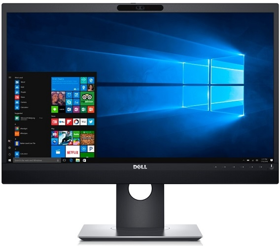 Монитор Dell P2418HZm 23.8 Black 1920x1080/TFT IPS/6ms/VGA (D-Sub), HDMI, DP, USB, 2.5Wx2, Headph.Out 100 pcs d sub 15 pin male solder type plug adapter vga connector serial ports db15m