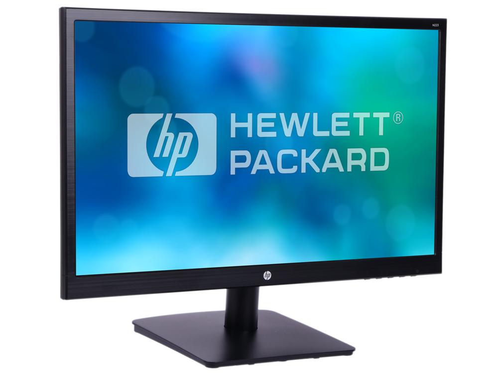 Монитор HP N223 21.5 Black 1920x1080/TFT TN/5ms/VGA , HDMI, MHL, HDCP, Headph.Out, VESA mhl hdmi to vga scaler converter box