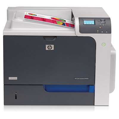 Принтер HP Color LaserJet Enterprise CP4025dn A4, 35/35 стр/мин, дуплекс, 512Мб, USB, Ethernet