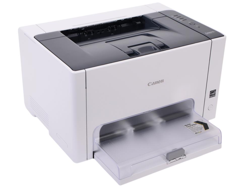 Принтер Canon LBP-7010C (Цветной Лазерный, 16 стр/мин, 2400x600dpi, USB 2.0, A4)