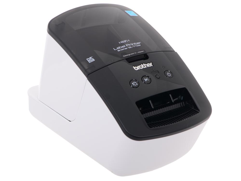 Принтер для наклеек Brother QL-710W USB, WiFi