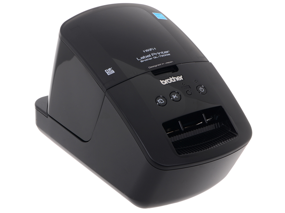 Принтер для наклеек Brother QL-720NW USB, LAN, WiFi