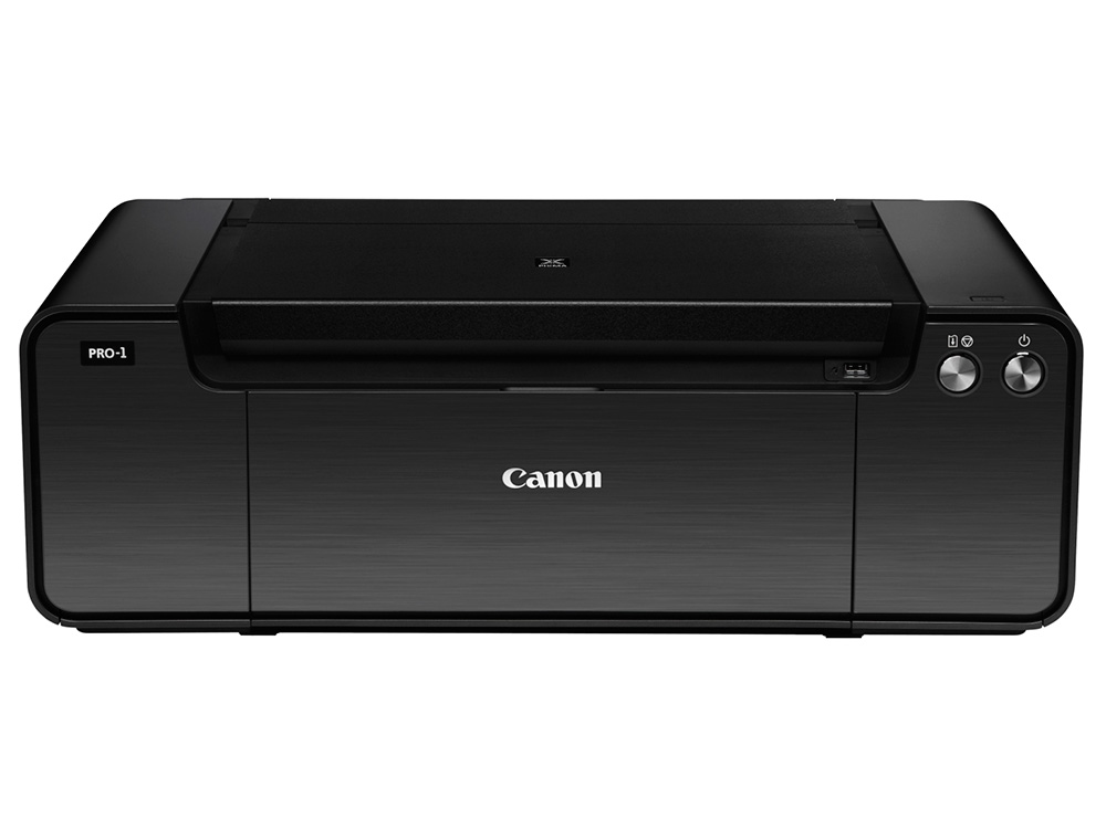 Принтер Canon PIXMA PRO-1 (струйный, A3+, 4800dpi, WiFi, USB2.0, AirPrint)
