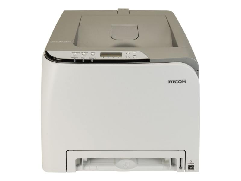 Принтер Ricoh Aficio SP C240DN (Лазерный, цветной, 16 стр/мин, 2400х600dpi, duplex, LAN, USB, А4)