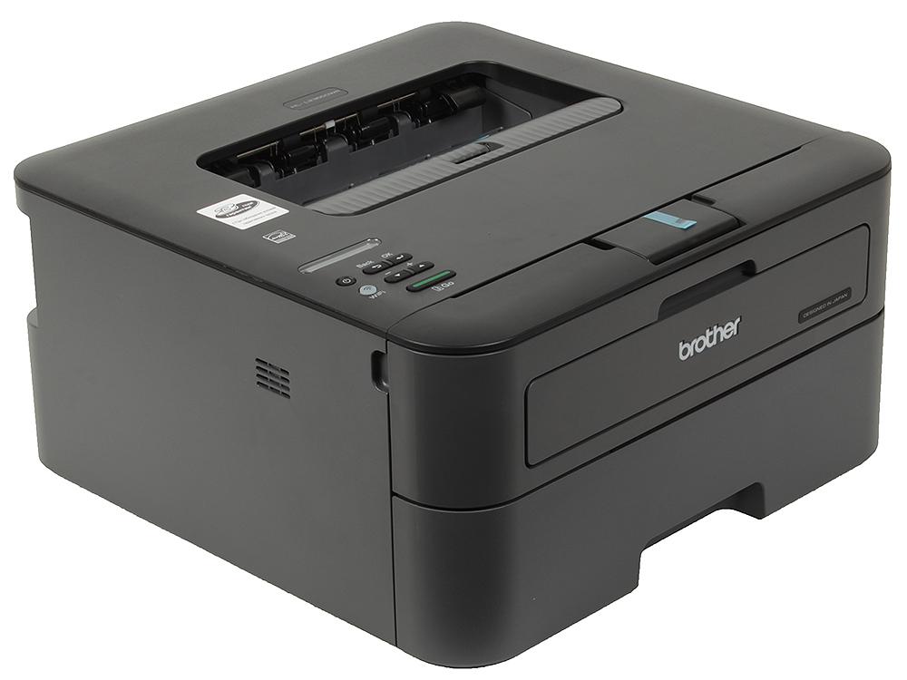 Принтер лазерный Brother HL-L2365DWR, лазерный, A4, 30стр/мин, дуплекс, 32Мб, USB, LAN, WiFi принтер лазерный brother hl 1212wr a4 20стр мин usb wifi