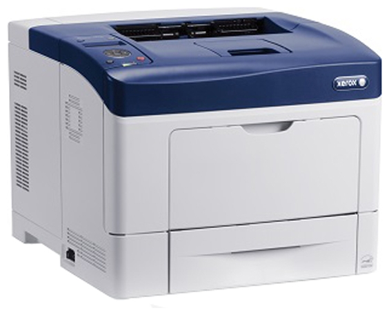 Принтер Xerox Phaser 3610DN (A4, лазерный, 45 стр/мин, до 110K стр/мес, 512MB, PCL 5e/6; PS3, USB, Ethernet, Duplex)