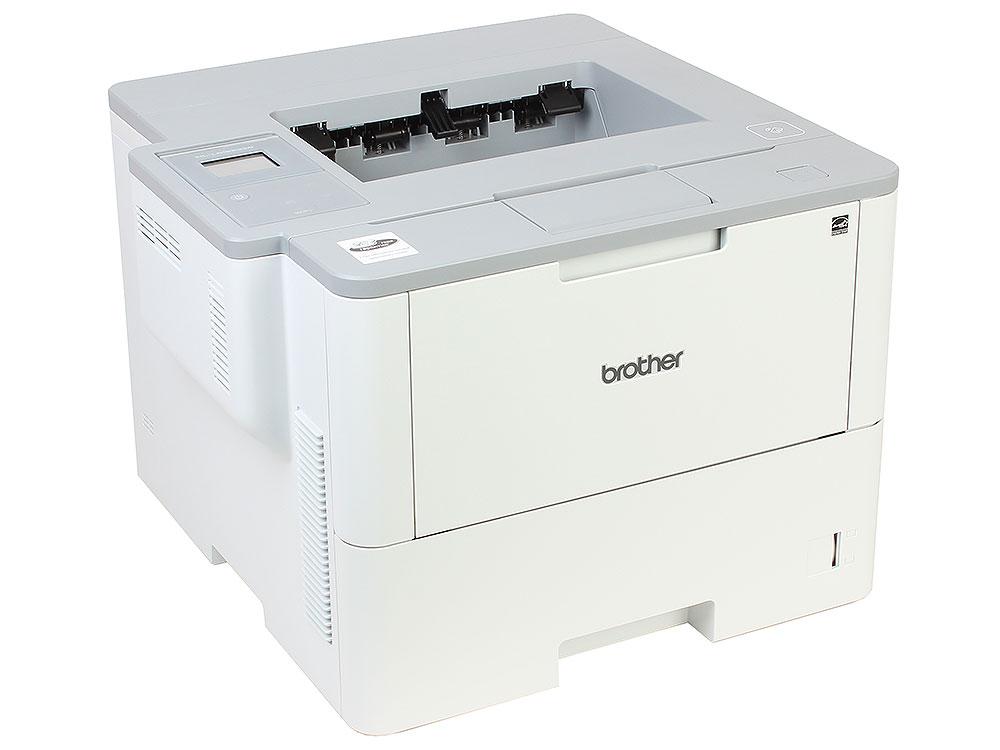 Принтер лазерный Brother HL-L6300DW A4, 46стр/мин, дуплекс, 256Мб, USB, LAN, WiFi, NFC принтер лазерный brother hl 1112r лазерный цвет черный [hl1112r1]