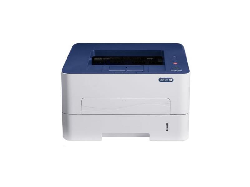 Принтер Xerox Phaser 3052V/NI ч/б A4 26ppm 4800x600dpi Ethernet USB