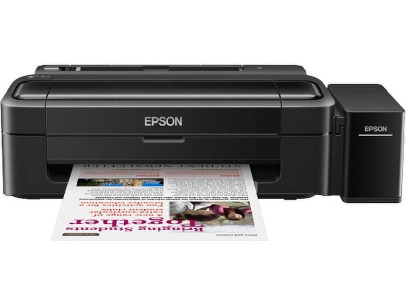 Принтер Фабрика печати Epson L312 цветное А4 33/15ppm 5760x1440dpi USB C11CE57403 мфу фабрика печати epson l3050 цветное a4 33 15ppm 2400x1200dpi usb wi fi c11cf46405