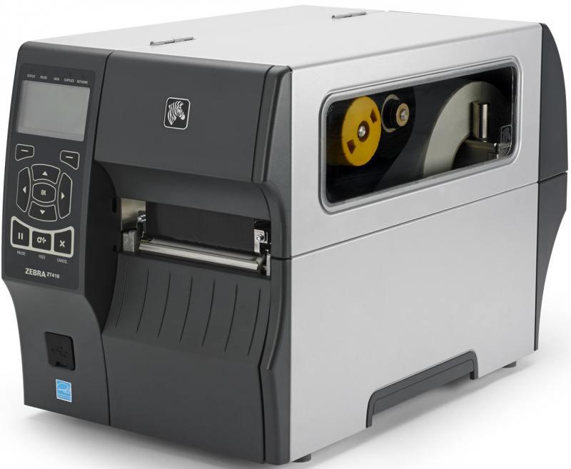 Принтер Zebra ZT420 ZT42062-T0E0000Z