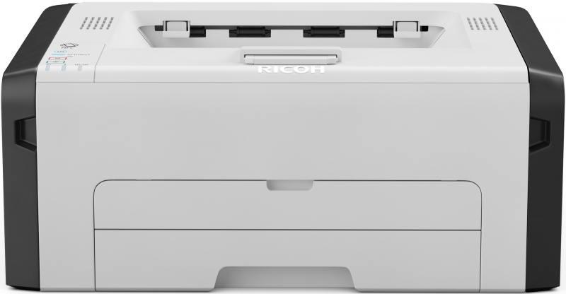 Принтер Ricoh SP 220Nw <картридж 700стр.> (Лазерный, 23 стр/мин, 1200х600dpi, 128мб, LAN, WiFi, USB, А4)