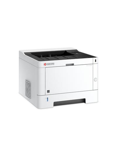 Принтер Kyocera P2235DN (Лазерный, 35стр/мин, 1200dpi, duplex, LAN, USB2.0, A4) принтер canon i sensys colour lbp653cdw лазерный цвет белый [1476c006]