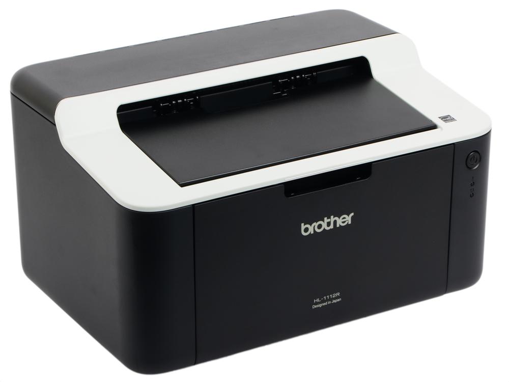 Принтер лазерный Brother HL-1112R, A4, 20стр/мин, USB my own dear brother