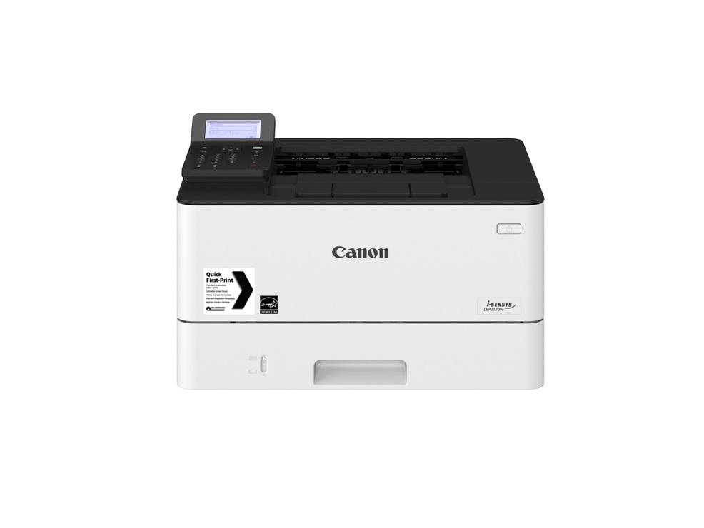 Принтер Canon I-SENSYS LBP212dw монохромное/лазерное A4, 33 стр/мин, 250 листов, DADF, Wi-fi, Ethernet, duplex, USB, 1024MB мфу canon i sensys mf734cdw a4 27 стр мин 250 листов 50 листов fax usb ethernet wifi 1gb