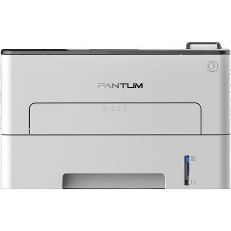 Принтер Pantum P3300DN/RU монохромное/лазерное A4, 33 стр/мин, 550 листов, USB, Ethernet, 256MB pantum m6500 black мфу лазерное