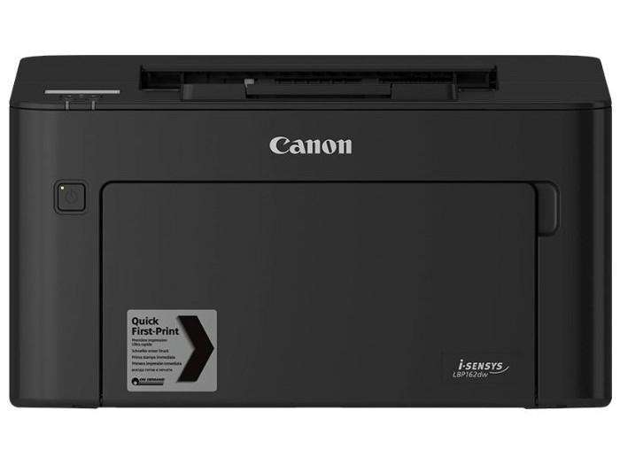 Принтер Canon i-SENSYS LBP162dw (A4, 28 стр/мин, duplex, Wi-Fi)