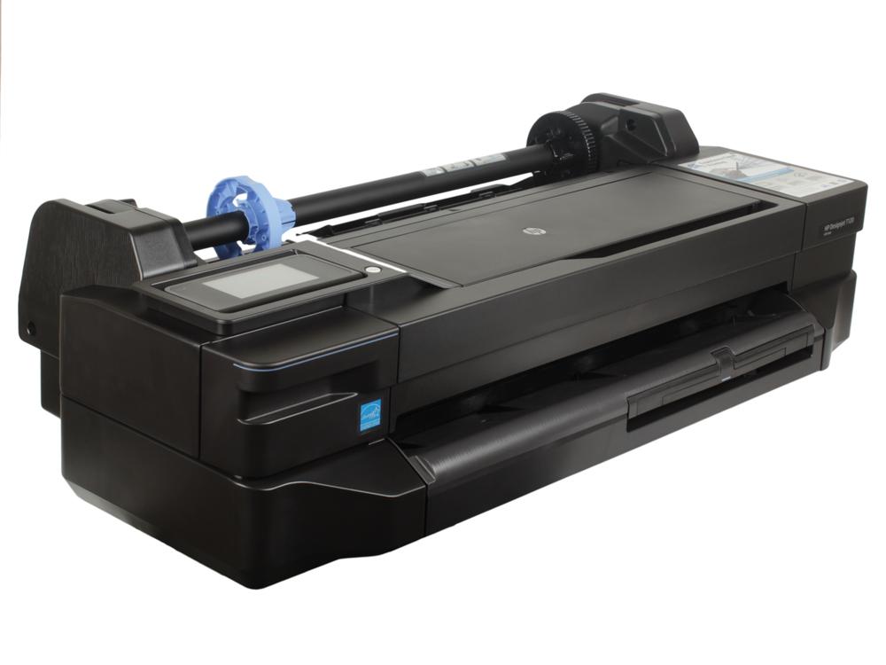 "Плоттер HP Designjet T120 24"""