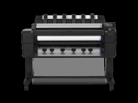 "Плоттер HP Designjet T2530 36"" MFP принтер/сканер/копир, A0, HDD500Гб, USB, LAN (замена T2500 CR358A)"
