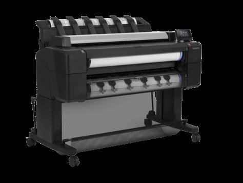 """Плоттер HP Designjet T2530 36"""" PostScript MFP принтер/сканер/копир, A0, 128Гб(вирт. на основе 1,5Гб),HDD500Гб,USB,LAN(замена T2500ps"""