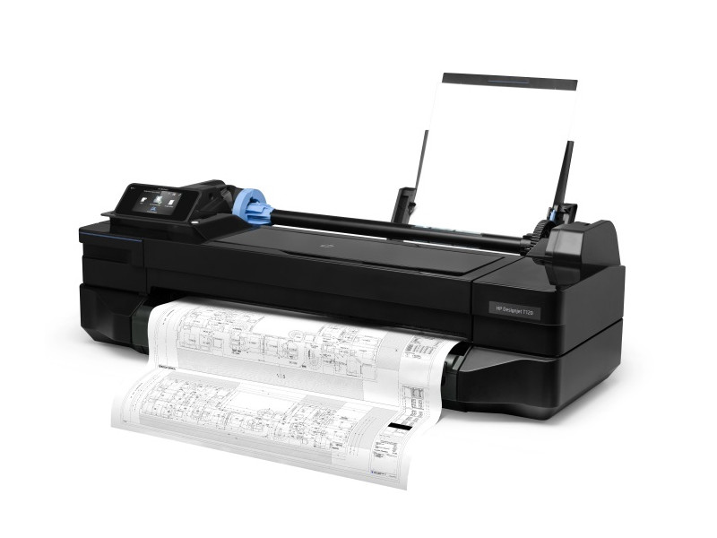Плоттер HP Designjet T120 24