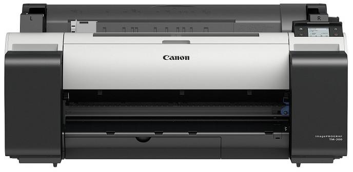 Плоттер Canon imagePROGRAF TM-200 струйный Цветной (5) / 2400x1200 dpi / А1 / USB, Wi-Fi, RJ45