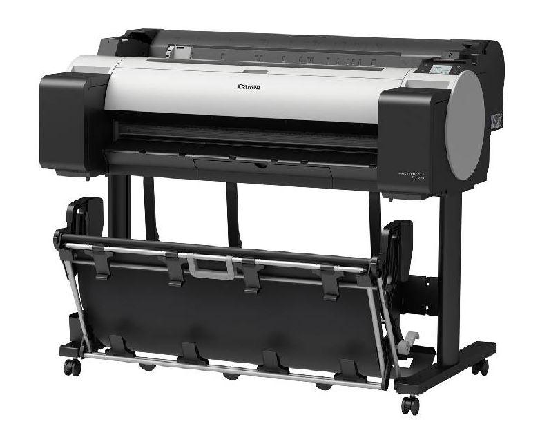 Плоттер Canon imagePROGRAF TM-300 струйный Цветной (5) / 2400x1200 dpi / А0 / USB, Wi-Fi, RJ45