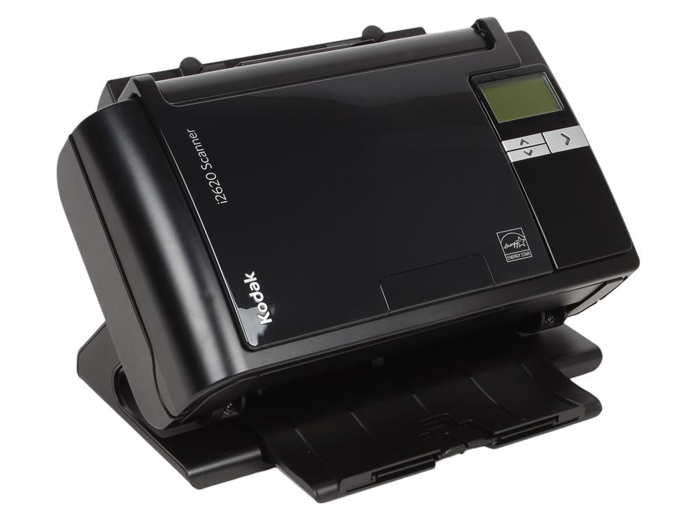 Сканер Kodak i2620 (Цветной, двухсторонний, А4, ADF 100 листов, 60 стр/мин., арт. 1501725) сканер canon dr c240 цветной двусторонний 45 стр мин adf 60 high speed usb 2 0 a4 0651c003