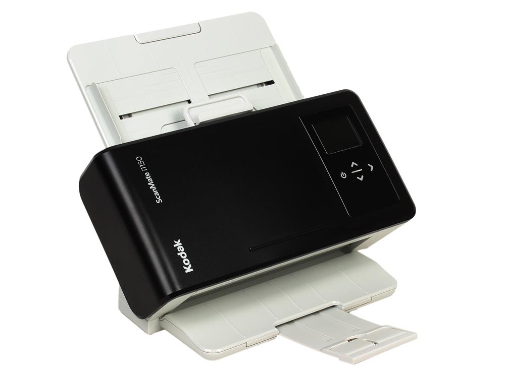 Сканер Kodak ScanMate i1150 (Цветной, двухсторонний, ADF 50 листов,  А4, 25 стр/мин, арт. 1664390) сканер kodak scanmate i1150 1664390