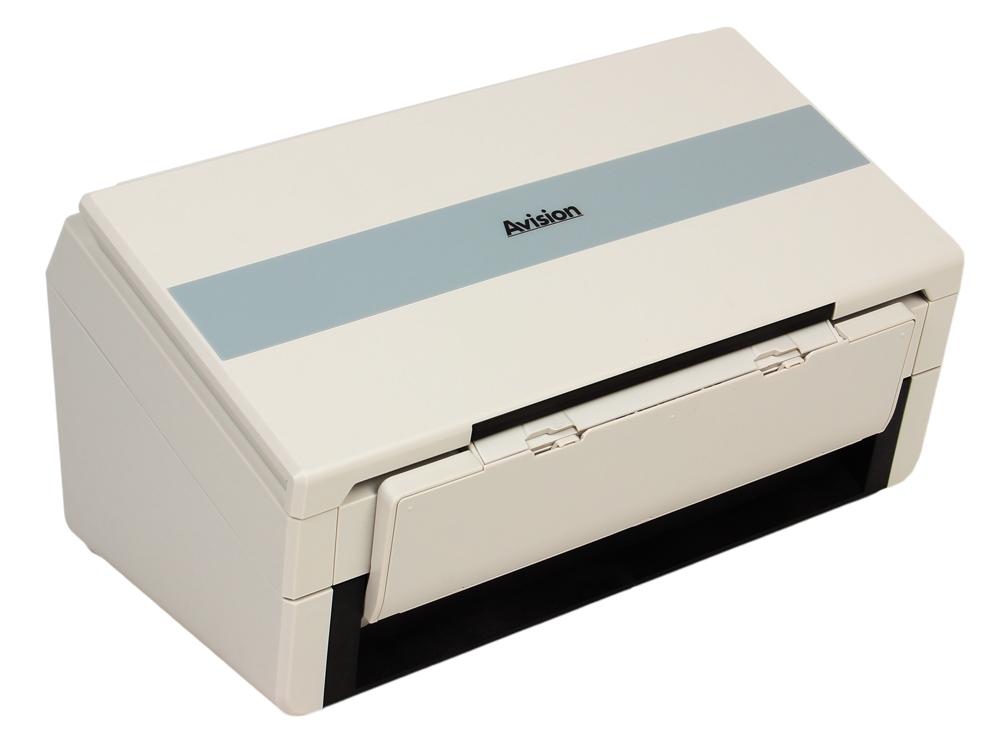 Сканер Avision AD230 Формат А4, Скорость 40 стр./мин, АПД 80 листов все цены