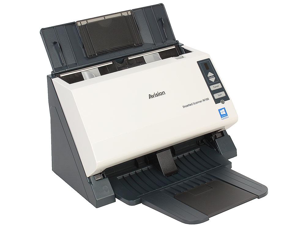 Сканер Avision AV188