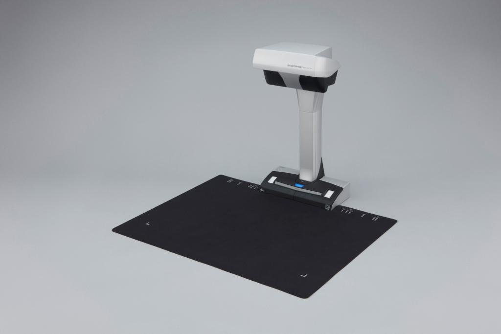 Сканер Fujitsu ScanSnap SV600 сканер проекционный a3 fujitsu scansnap sv600