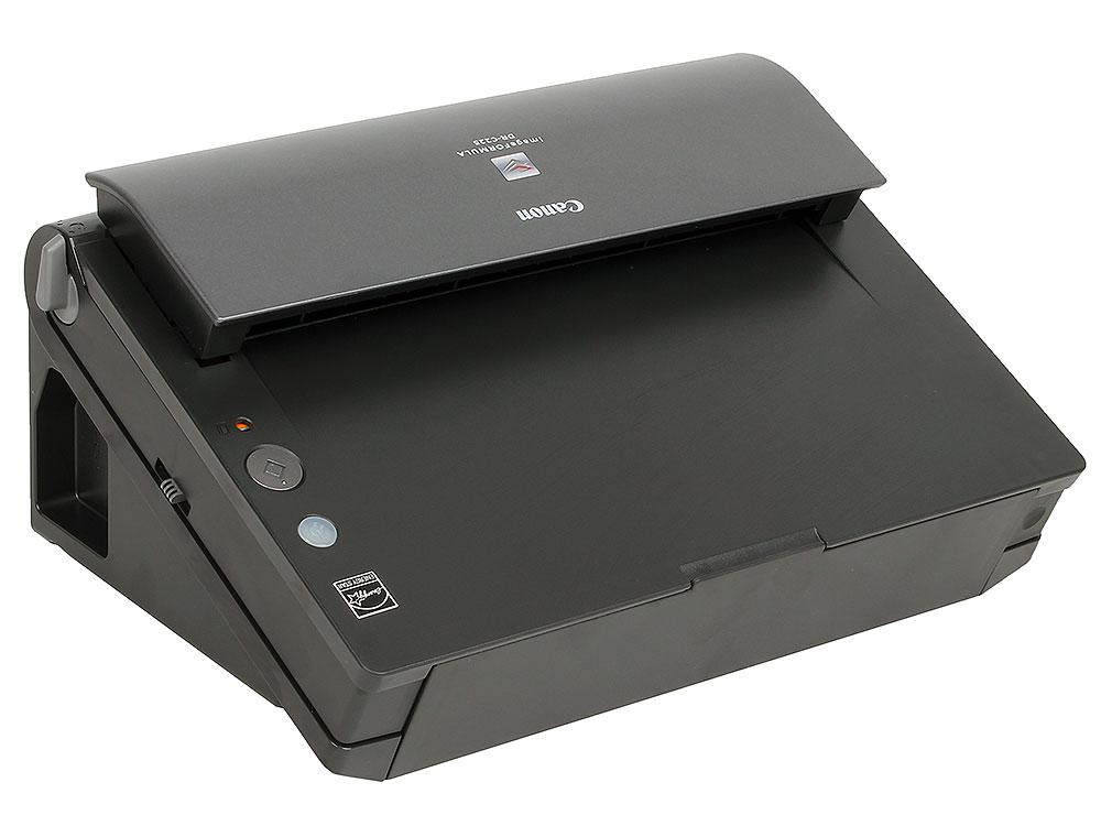 Сканер Canon DR-C225 (Цветной, двусторонний, 25 стр./мин, ADF 30,High Speed USB 2.0, A4) {9706B003} viltrox fc 21c wireless ttl high speed synchronous flash trigger for canon dslr 1 8000s max