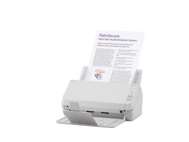 Фото - Сканер Fujitsu ScanPartner SP-1120 протяжный А4 600x600 dpi CIS 20ppm USB белый PA03708-B001 сканер fujitsu fi 7180 протяжный а4 600x600 dpi ccd 80ppm usb черный pa03670 b001