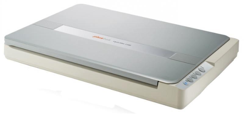 Сканер Plustek OpticSlim 1180 0254TS цена и фото