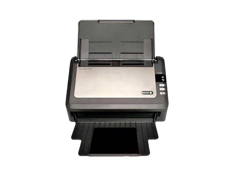 Сканер Xerox Documate 3125 протяжный CIS A4 600x600dpi 24bit 100N02793 003R92578 documate 4830i