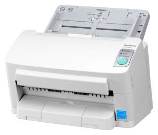 Сканер Panasonic KV-S1065C-U протяжной цветной A4 600-600 dpi USB