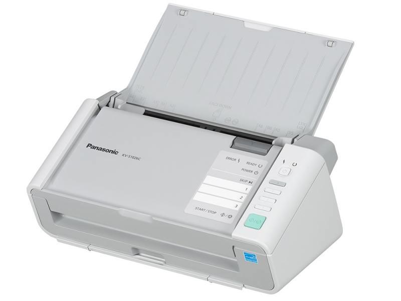 Сканер Panasonic KV-S1026C-X протяжной цветной A4 300-600 dpi USB